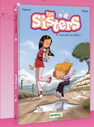 Les Sisters T8